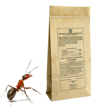 Bull's-Eye<sup>™</sup> Outdoor Granular Ant Bait