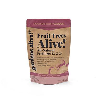 Fruit Trees Alive!<sup>®</sup> Fruit Tree Fertilizer