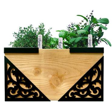 GardenFrame<sup>™</sup> Raised Garden Bed Kit