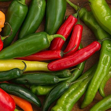 Hot Pepper Mix