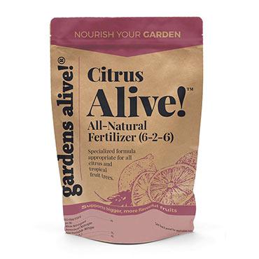 Citrus Alive!<sup>®</sup> Citrus Fertilizer