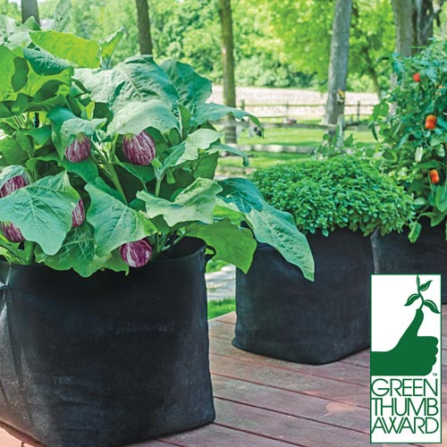 Grow Tubs™—Container gardening made easy.