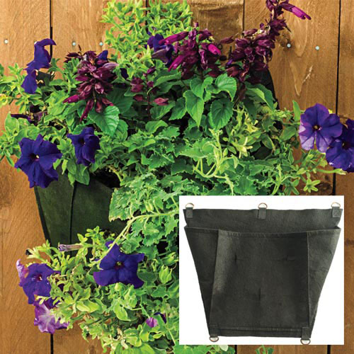 Grow Tub™ Wall Flower Bag