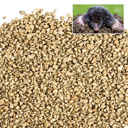 Gopher In Backyard: Mole-Relief Dry Repellant