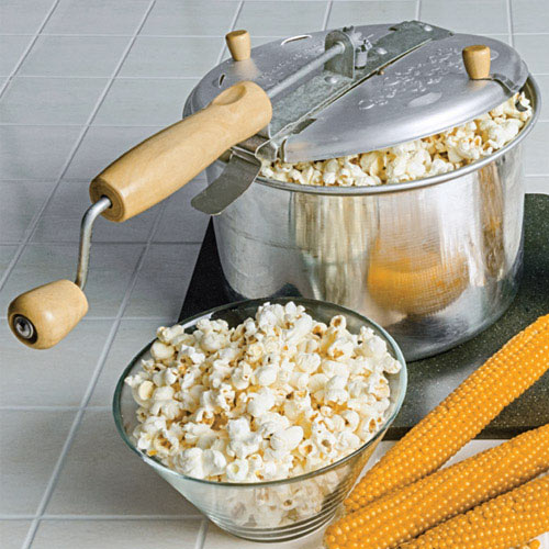 Old Tyme Popcorn Popper