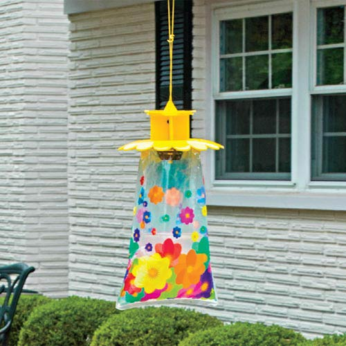 Outdoor Disposable Fly Trap