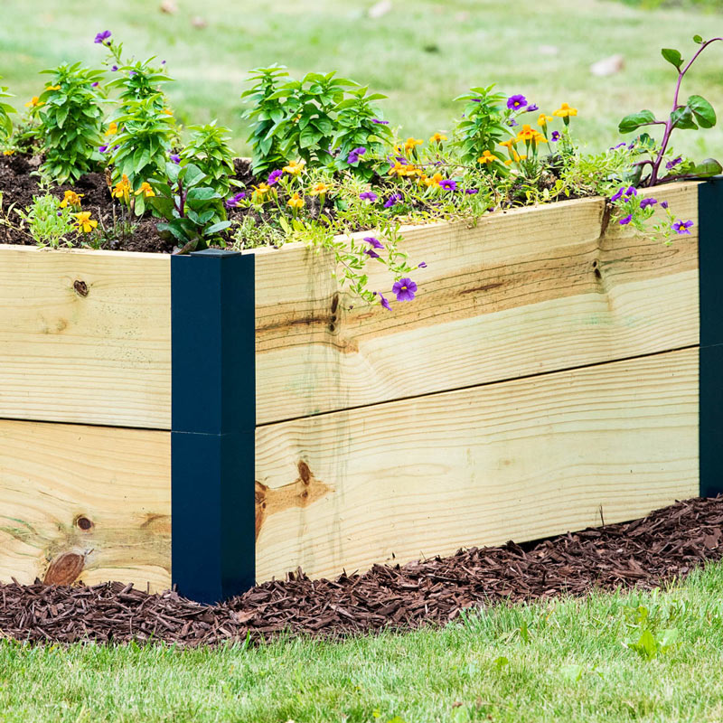 raised garden bed corners - Corners For Raised Garden Beds