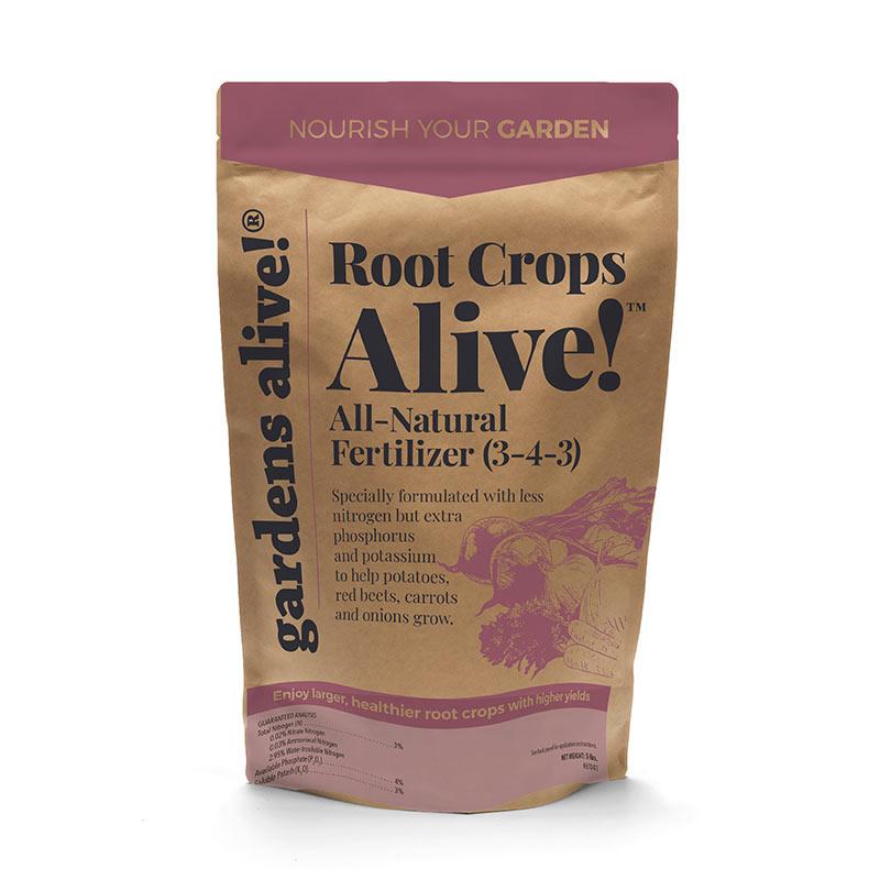 root crops alive - Garden Harvest Supply