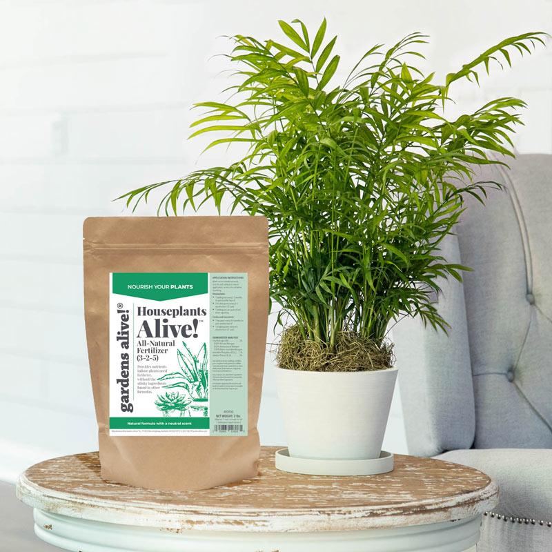 Houseplants Alive All Natural Fertilizer