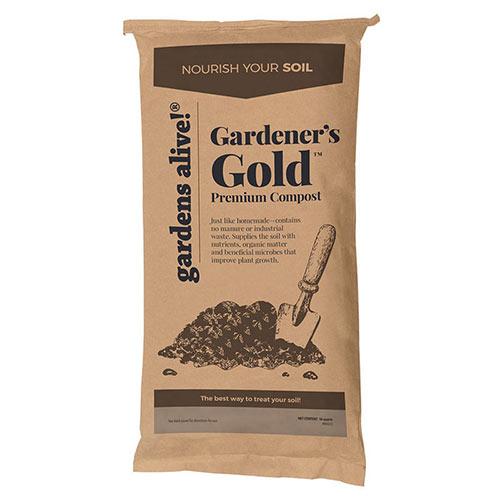 Gardener's Gold <sup>™</sup> Premium Compost