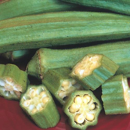 Clemson Spineless 80 Okra Seed
