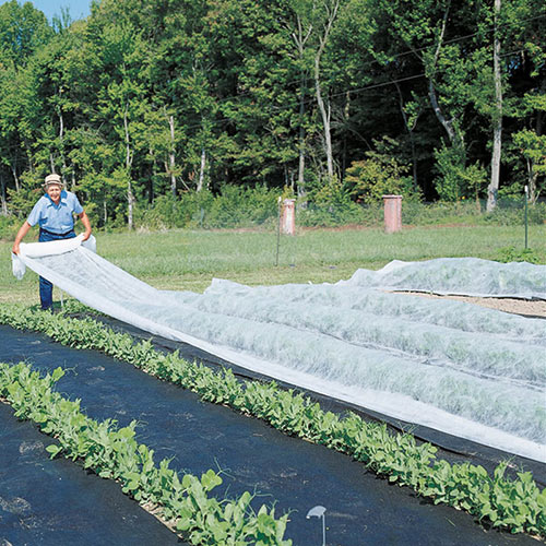 Floating Garden Row Cover