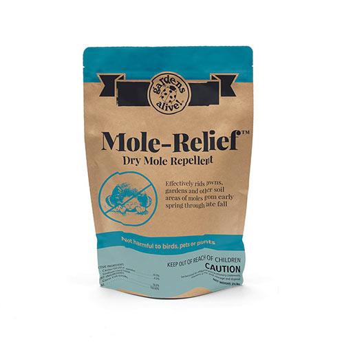 Mole-Relief™ - Mole Repellent