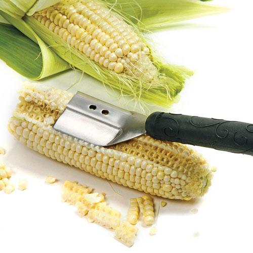 Corn Cob Kernel Stripper