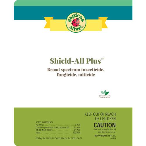 Shield-All Plus™ Pest & Disease Control