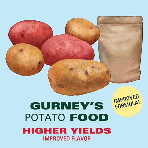 Gurney's<sup>®</sup> Potato Food - Fertilizer