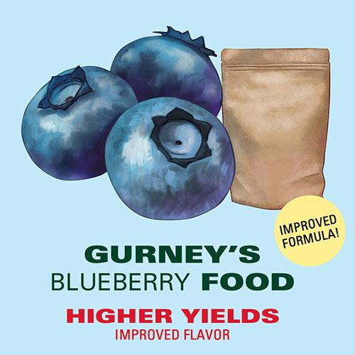 Gurney's<sup>®</sup> Blueberry Food - Fertilizer