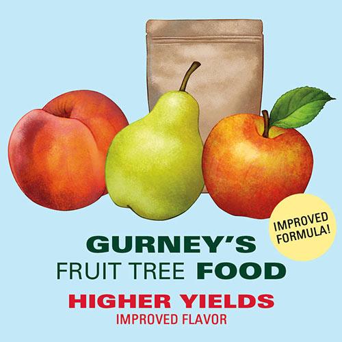 Gurney's<sup>®</sup> Fruit Tree Food - Fertilizer
