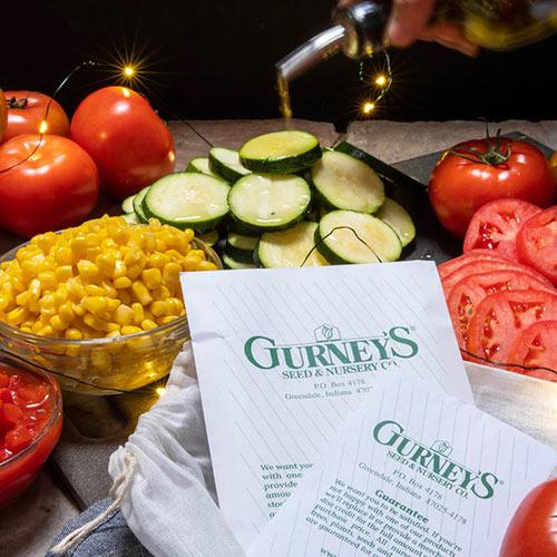 Gurney's<sup>®</sup> Choice Veggie Garden