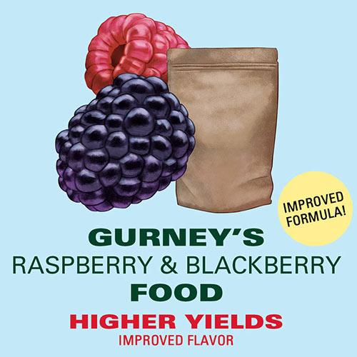 Gurney's<sup>®</sup> Raspberry & Blackberry Food - Fertilizer