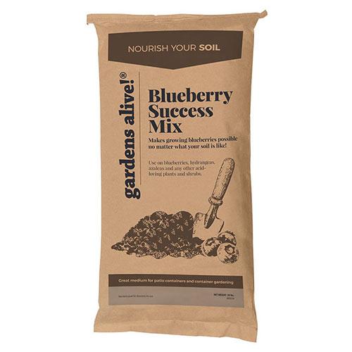 Gurney's<sup>®</sup> Blueberry Success Fertilizer Mix