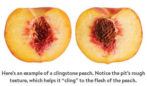Peachcling