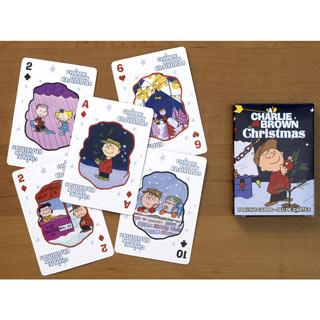 Charlie Brown® Christmas Playing Cards