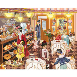 Ben's Confectionery 1000 Piece Jigsaw Puzzle