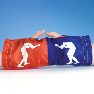 Thumb Wrestling Sleeve