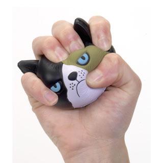 Cranky Cat Stress Ball
