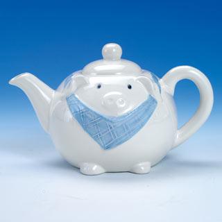 Pig Teapot