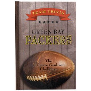 Team Trivia Books - Packers