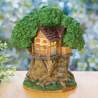 Solar Treehouse