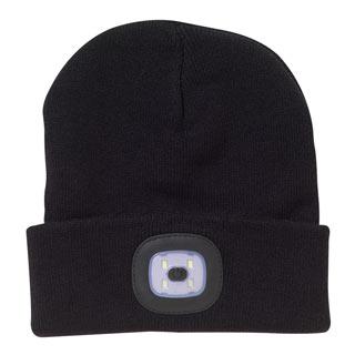 Night Scout Hat - Black
