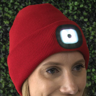 Night Scout Hat - Red