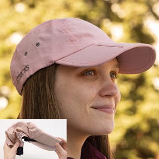 Foldable Cap - Pink