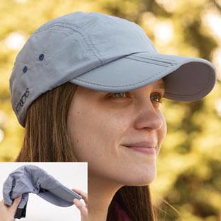 Foldable Cap - Gray