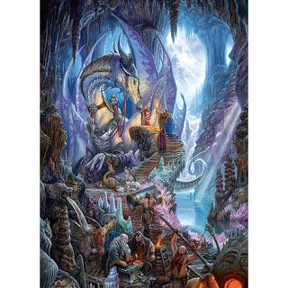 Dragonforge 1000 Piece Jigsaw Puzzle