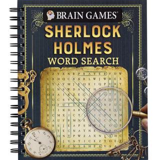 Sherlock Holmes Word Search