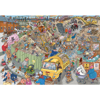 Trip to the Tip! 1000 Piece Wasgij Puzzle