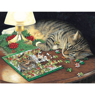 Limited Quantity Jigsaw Puzzles