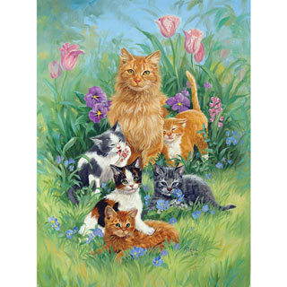 Mother's Day 550 Piece Jigsaw Puzzle
