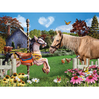 The New Kid 1000 Piece Jigsaw Puzzle