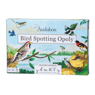 Bird Spotting Opoly Board Game