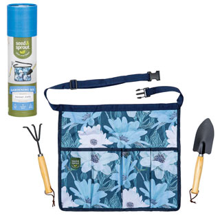 Seed & Sprout Gardening Set