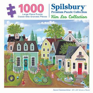 Sweet Summertime 1000 Piece Jigsaw Puzzle