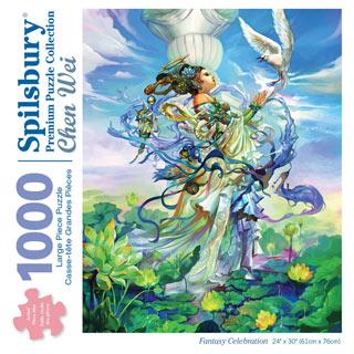 Fantasy Celebration 1000 Piece Jigsaw Puzzle