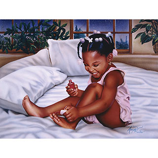 Getting Her Groove Back 500 Piece Jigsaw Puzzle