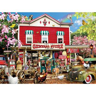 Established 1884 300 Large Piece Jigsaw Puzzle