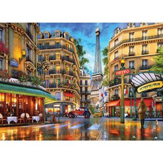 Paris Reflections 1000 Piece Jigsaw Puzzle